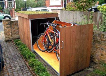 Ідеї для велогаража