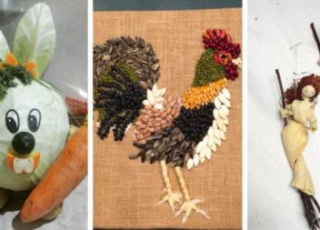 Осіння творчість з дітьми: ідеї використання природних матеріалів, про які ви навіть не здогадувались (40 фото)