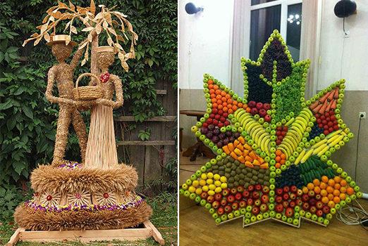 Свято осені та врожаю: 23 ідеї для декорацій