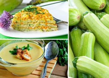 5 смачних  страв з кабачків, які ви ще точно не готували!