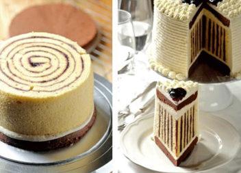 Збираємо торт-шедевр (4 неймовірних способи)