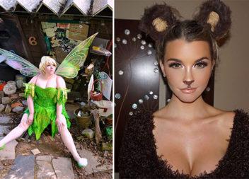 30 цікавих костюмів до свята Хелловін