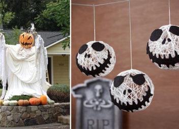Декор до свята Хелловін: прості, але оригінальні ідеї