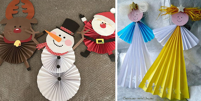 Дитяча творчість: творимо зимові аплікації. 35 виробів із паперу