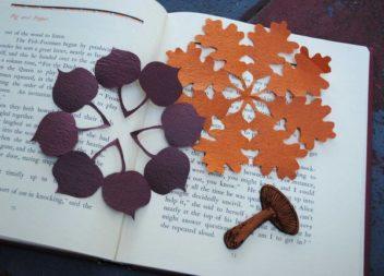 Осінні витинанки: 11 ідей для дитячої творчості