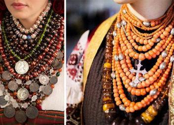 Неймовірна краса українського традиційного намиста