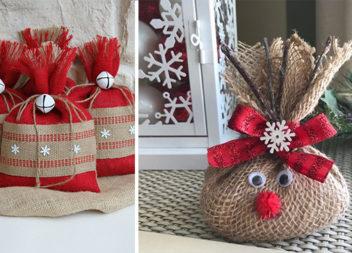 Різдвяні ароматичні мішечки для дому. Робимо самотужки