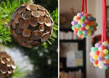 Цікавий святковий декор із доступних матеріалів (17 ідей з майстер-класами)