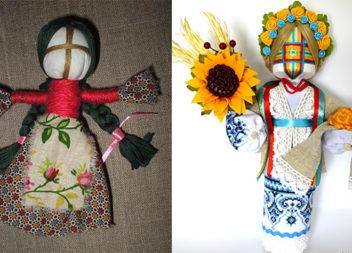 Лялька-мотанка своїми руками. Майстер-клас та ідеї