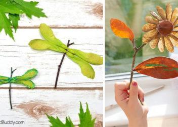 Творчість із кленового насіння: 20 виробів