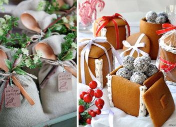 Як красиво подарувати солодощі. 20 ідей святкової упаковки