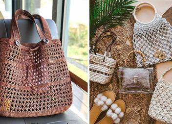 В'яжемо сумочку самотужки. 30 ідей для натхнення