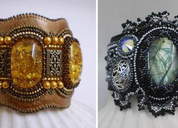 Неймовірні браслети, створені вручну талановитою майстринею