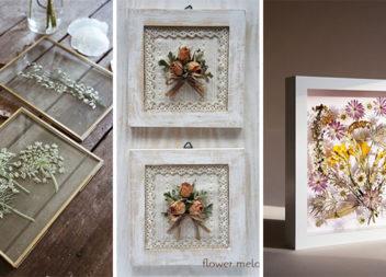 Красиві композиції із висушених квітів та різнотрав'я (45 творчих ідей)