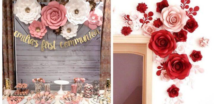 Красиві квіти із паперу: творимо красу самотужки