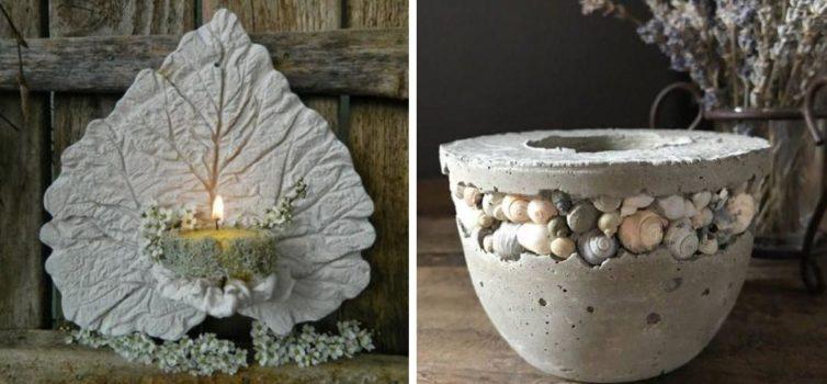 Цементний креатив. Більше 30 ідей для дому, саду та подвір'я