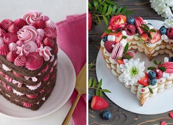 Декоруємо випічку до Дня всіх закоханих (35 красивих ідей)