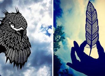 Мистецтво витинанки: 30 фантастичних виробів для натхнення