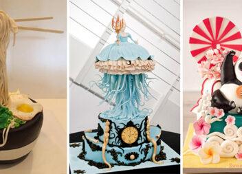 20 тортів, які занадто круті, щоб їх з'їсти!