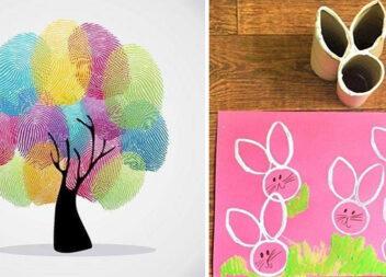Творчість із маленькими дітками: ідеї які стануть у пригоді і батькам, і вихователям