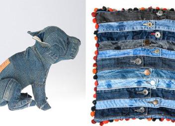 Старий добрий джинс: як з поношених речей створити шедевр