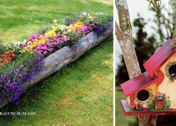 15 ідей для саду: краса і затишок в дрібницях