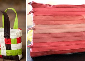 Неповторний стиль сумок з блискавок: коли хочеться чогось нестандартного (майстер-класи та ідеї)