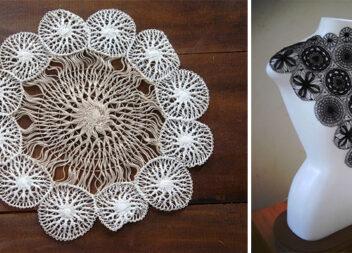 """Плетіння квітів в техніці """"тенеріфе"""": майстер-класи та особливості техніки"""