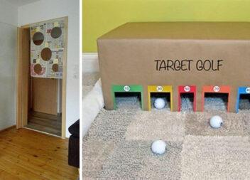 Цікавий відпочинок із дітьми: створюємо ігри самотужки
