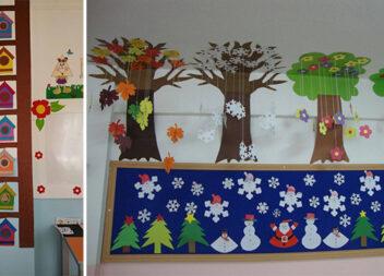 Правильне оформлення дитячих класів в навчальних закладах