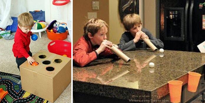 Граємось із дітьми: 40 цікавих ідей відпочинку всією сім'єю
