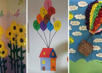 Кольорові декорації, які знадобляться як в школі, так і вдома