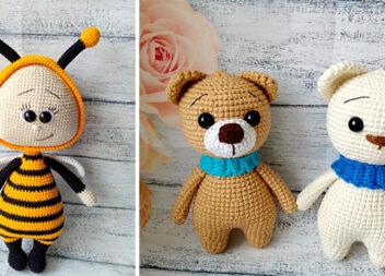 Іграшки ручної роботи: чудові вироби, створені майстринею