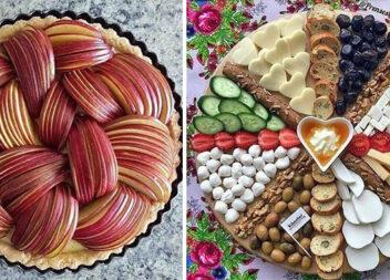 Закуски та нарізки: оформляємо страви на святковому столі