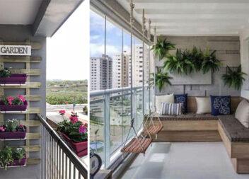 Квітники на балконі. Організовуємо зелений куточок самотужки