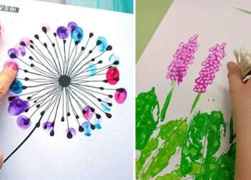 Проводимо час із дітками: ідеї для творчості з малечею