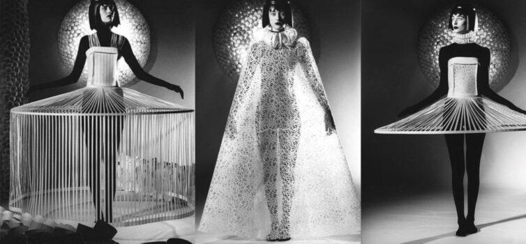 Стильний папір: вражаючий одяг від відомих дизайнерів