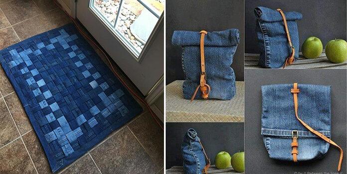 Створюємо нові речі із старих джинсів. 49 ідей для рукоділля