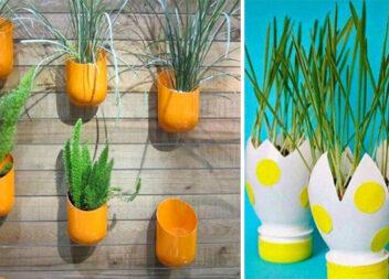 Перетворюємо пластикові пляшки на декоративні речі для дому