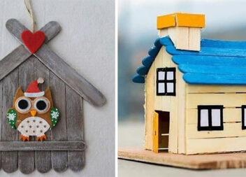 Креатив із дерев'яних шпателів (24 ідеї)
