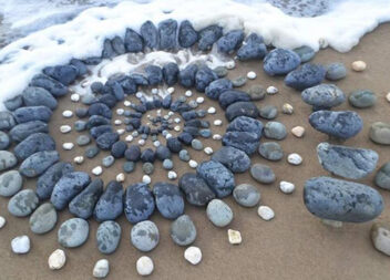 Мистецтво із каміння. Створюємо візерунки