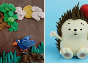 Дитяча творчість: вироби із пластиліну (більше 70 ідей та майстер-класів)