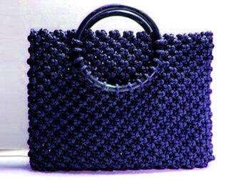 Створюємо літню сумку в техніці вузликового плетіння макраме. Покроковий майстер-клас!