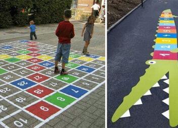 Ігри на свіжому повітрі (ідеї для дітлахів)