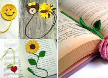 Майструємо закладку для книг та підручників самотужки