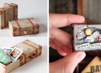 Креативні ідеї із звичайних коробок з-під сірників (20 виробів)