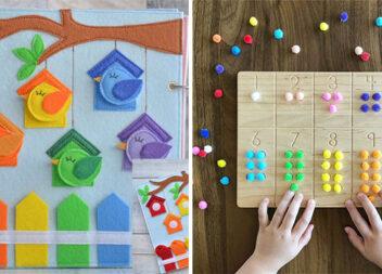 Як розвинути у дитини дрібну моторику рук, асоціативність та інші здібності за допомогою гри. 50 ідей