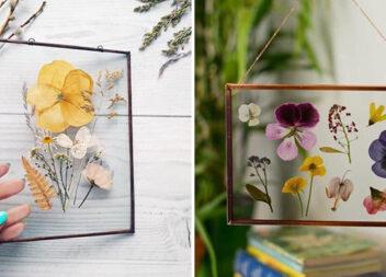 Зберігаємо гербарій: квіткові ідеї, які впишуться в будь-який інтер'єр