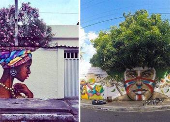Коли природу доповнює мистецтво...