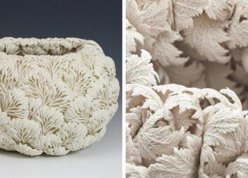 Фантастичні керамічні вироби японської художниці